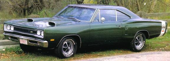 My 1969 Super Bee