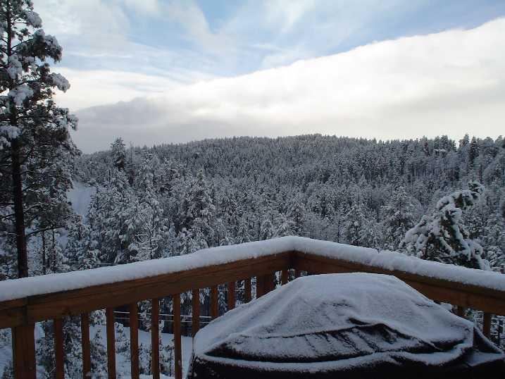 Ruidoso lodging and cabins alpine escape rental for Cabin rentals near ski apache