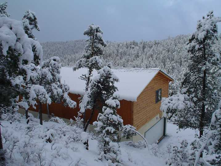 Ruidoso Lodging And Cabins Alpine Escape Rental