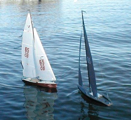 Radio Control Sailing